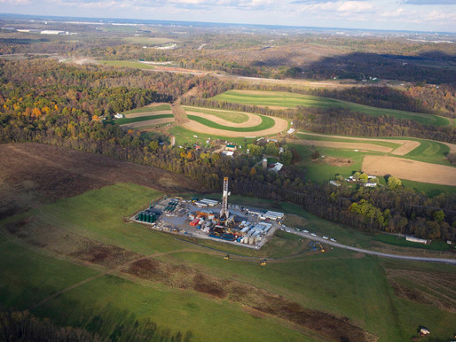 Environmentalism Now: Effects of Fracking in PA
