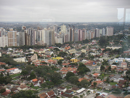 """""""The Most Sustainable City in Latin America"""" Curitiba, Brazil"""