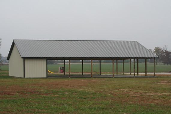 church pavilion