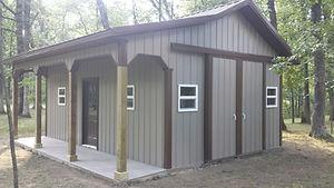 custom outbuilding