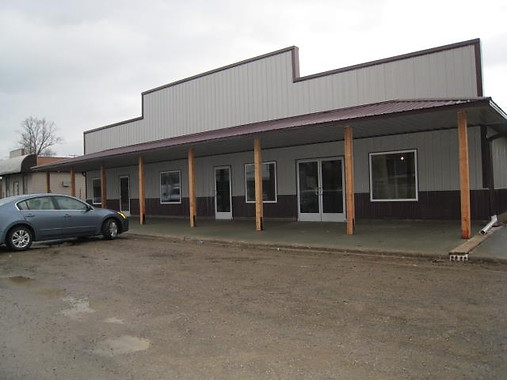 store front retail building