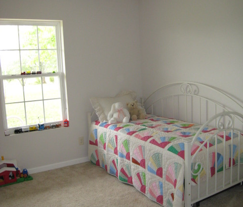 guest room post frame home
