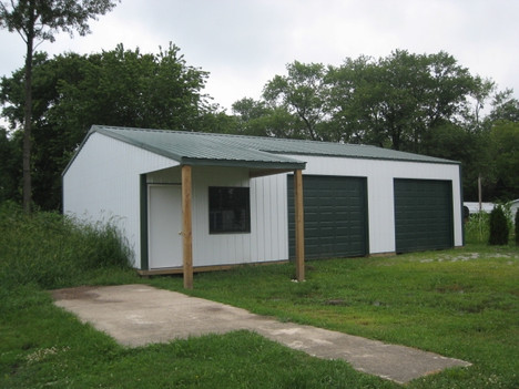 retail or residential garage