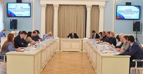 Состоялось первое заседание межведомственной комиссии при Минспорте России