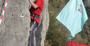 Соревнования ветеранов альпинизма и скалолазания будут проходить в Крыму, в Судаке
