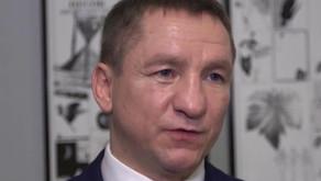 Вячеславу Тисленко вручили благодарность избирательной комиссии ленинградской области