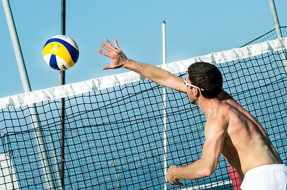На Воробьевых горах появится центр пляжных видов спорта