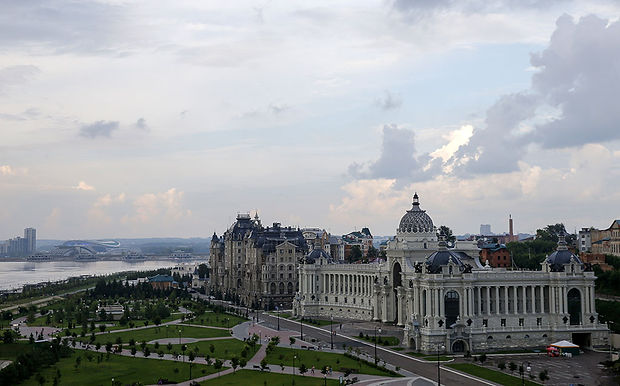 В Казани открылся фестиваль студенческого спорта «АССК. Фест — 2020»