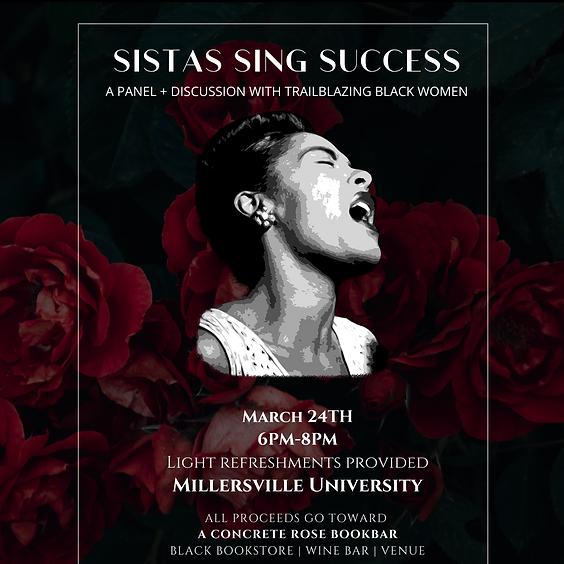 Sistas Sing Success