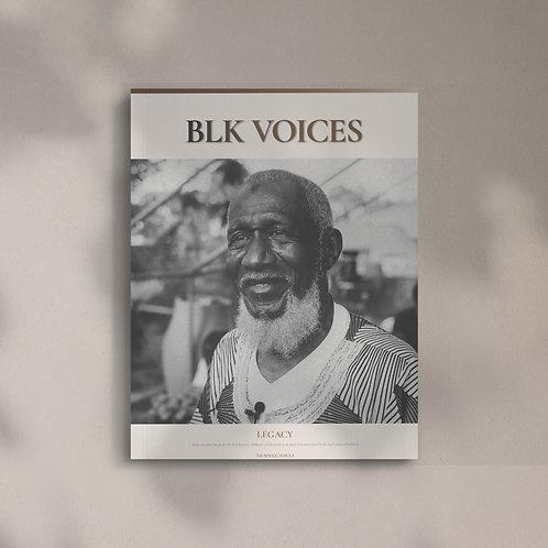 Black Voices Magazine: Legacy Issue