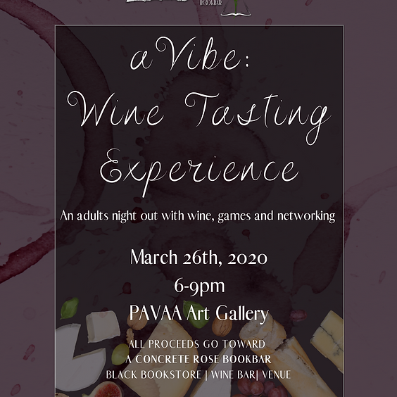 aVibe: Wine Tasting Experience