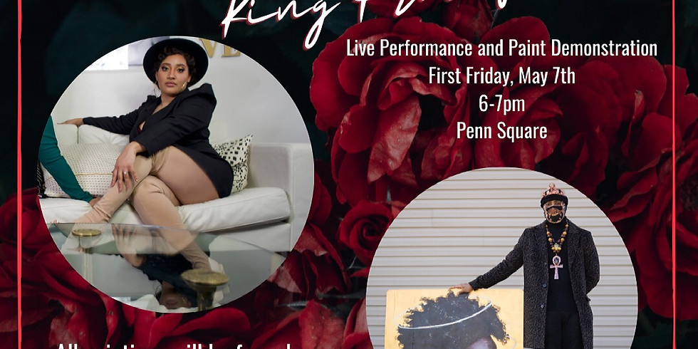 Soul Tribe Presents: Poetic Soul Queen and King Prolifik Fundraiser for A Concrete Rose