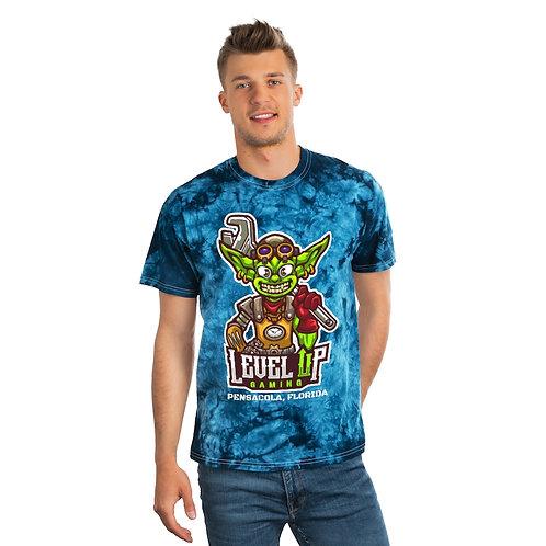 Tie-Dye T-shirt, Crystal