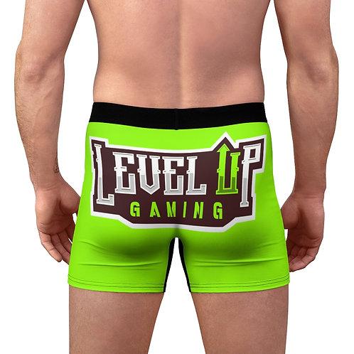 Men's Boxer Briefs - Green