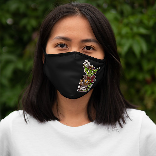 Fitted Polyester Face Mask LUG