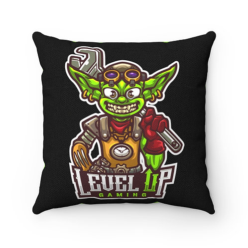 Spun Polyester Square Pillow - LUG