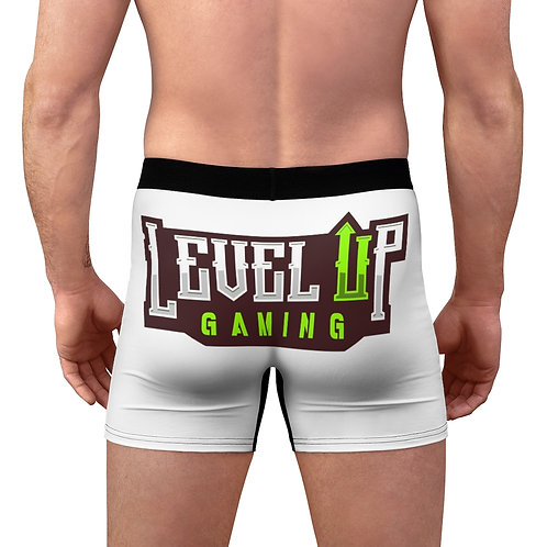 Men's Boxer Briefs - White