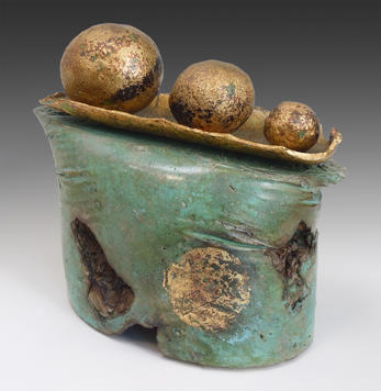 Unkown Ritual Object Ag986