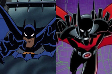 Batman TAS and Beyond Hit HBO MAX On January 1st.