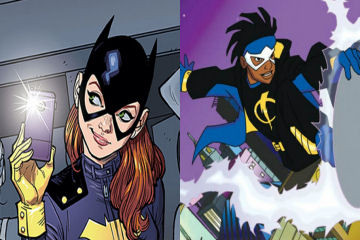 Batgirl And Static Head To HBO MAX.
