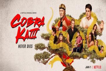 Cobra Kai Season 3 Review.