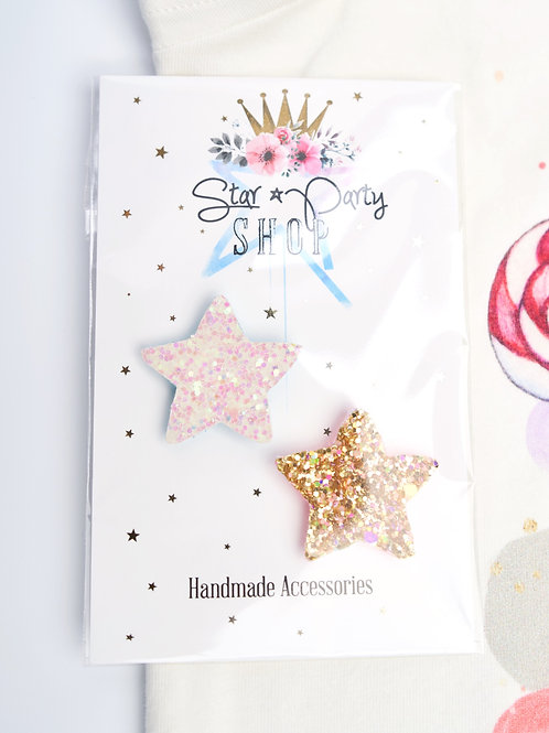 Accessory for T-shirt STARS