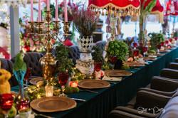 Alice in Wonderland Table Set