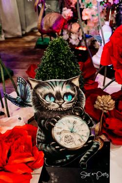 Alice in Wonderland Deco