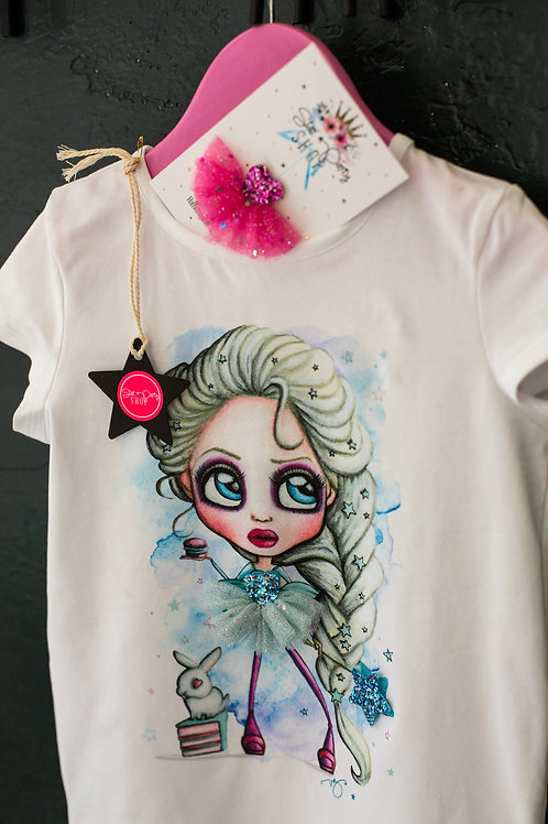 ELSA T-shirt with Short Sleeves