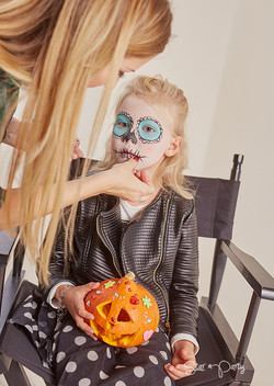 Halloween Photoshoot