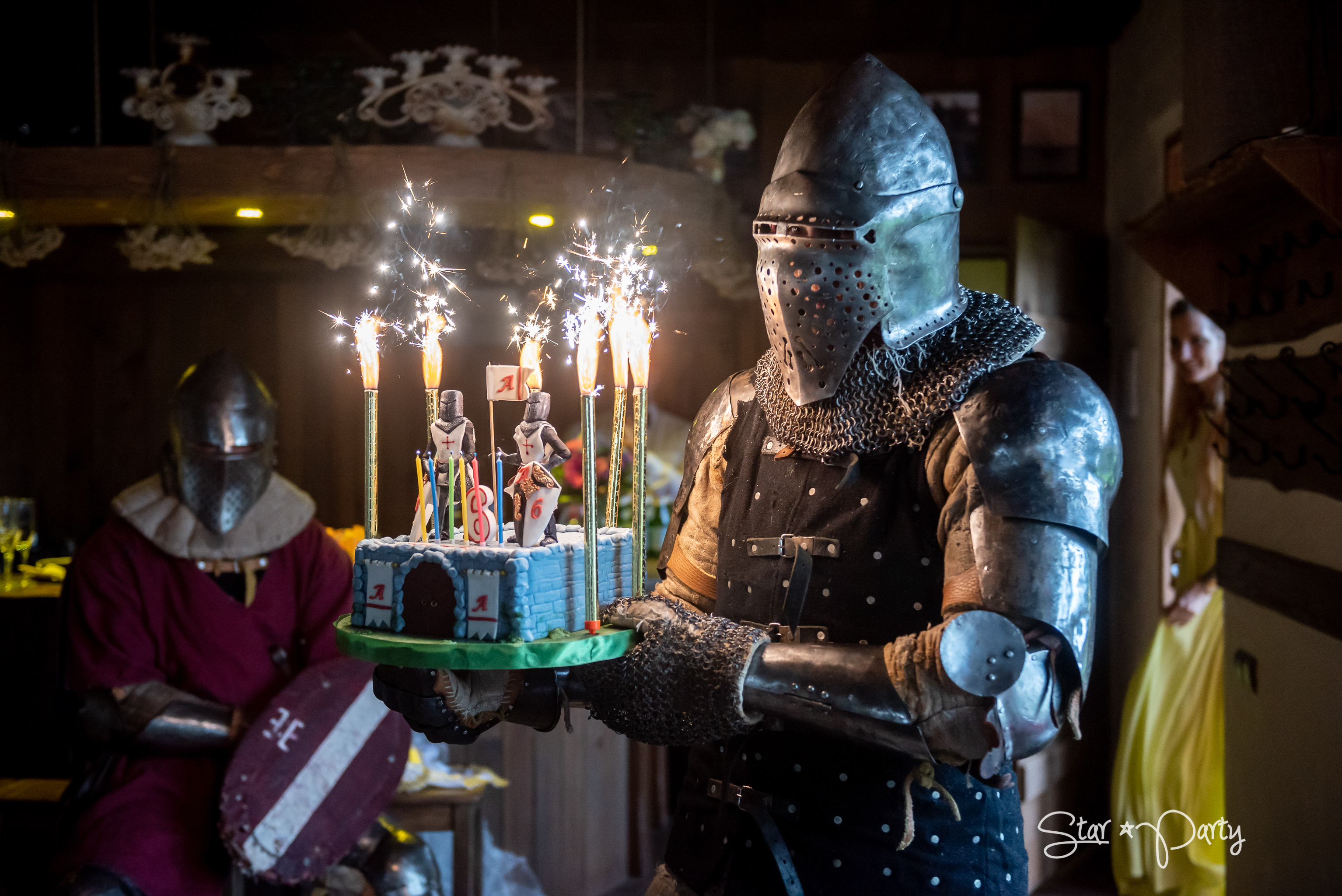 Knights Party