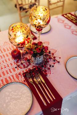 Russian Fairytale Table Set