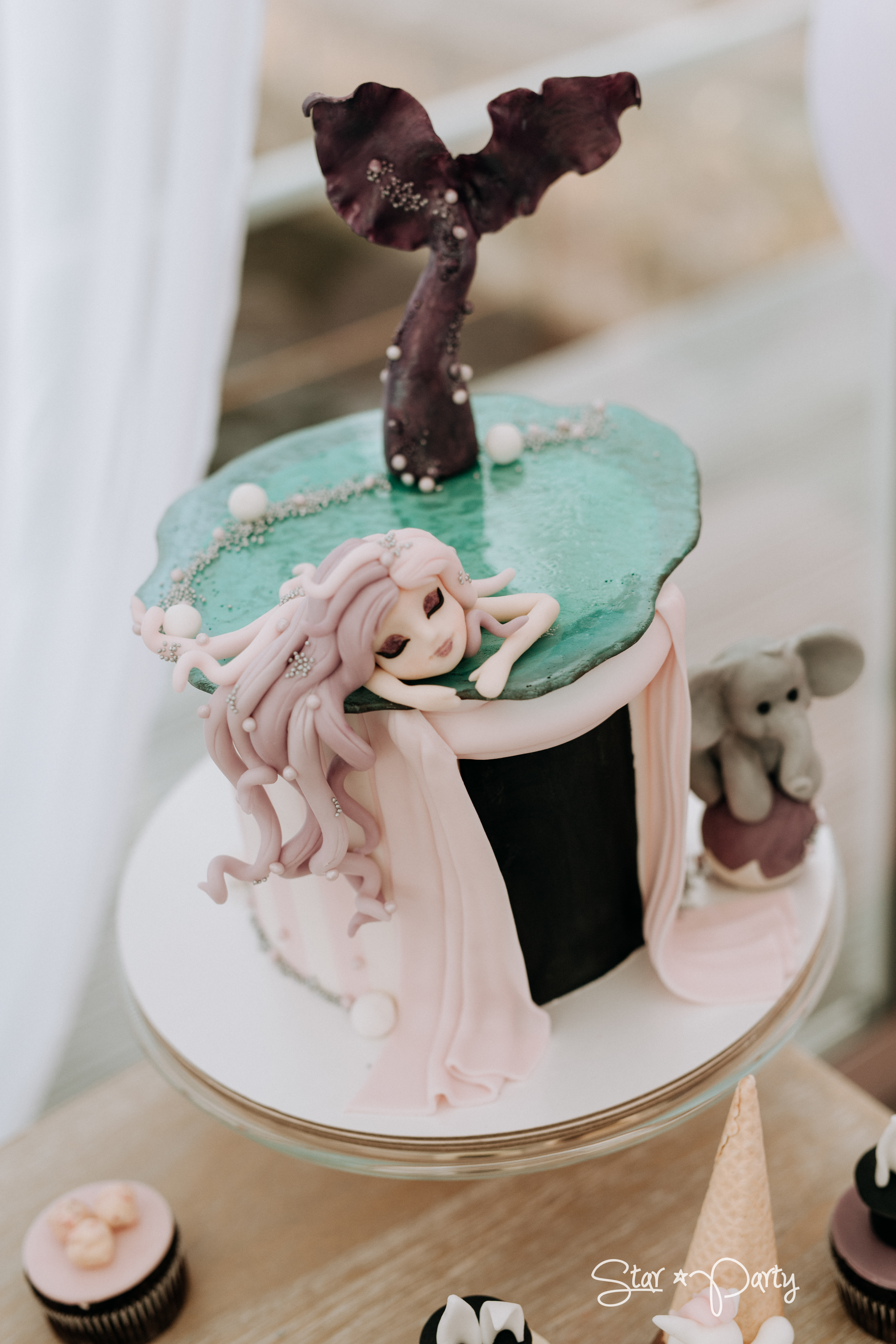 Mermaid Circus Candy Bar