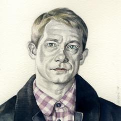 Watson - Martin Freeman