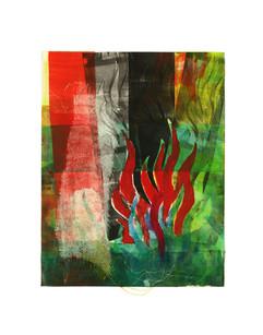Desert Flame monoprint.jpeg