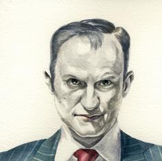 Mycroft - Mark Gatiss