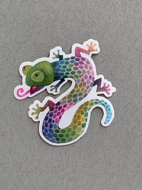 Sticker - Gecko