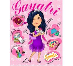 for Gayatri