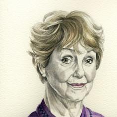 Mrs. Hudson - Una Stubbs