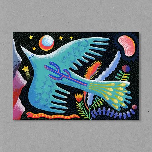 Desert Bird - Dreaming