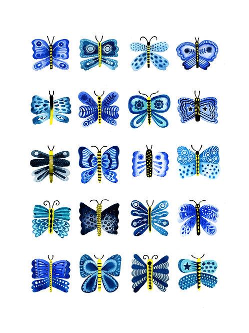 Freedom Butterfly 2020