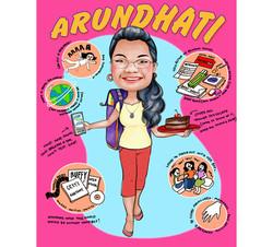 for Arundhati