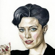 Irene Adler - Lara Pulver