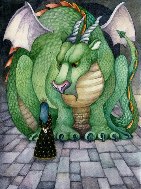 Conversations with Dragons
