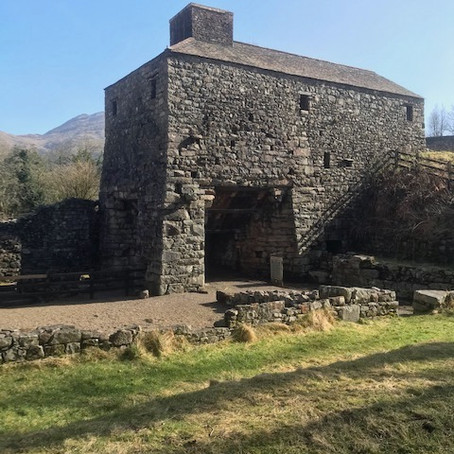 Bonawe Iron Furnace - Industrial Legacy