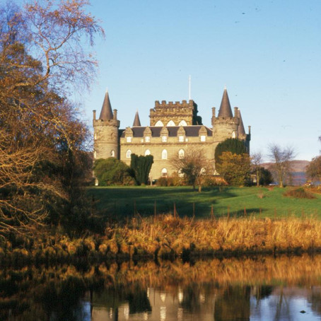 Inveraray – A stately historic home on the doorstep