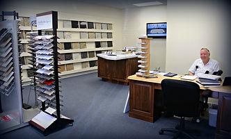 Sellers Showroom with Mr. Joe Sellers