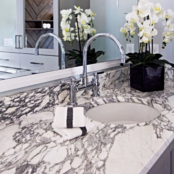 Bathroom - Marble