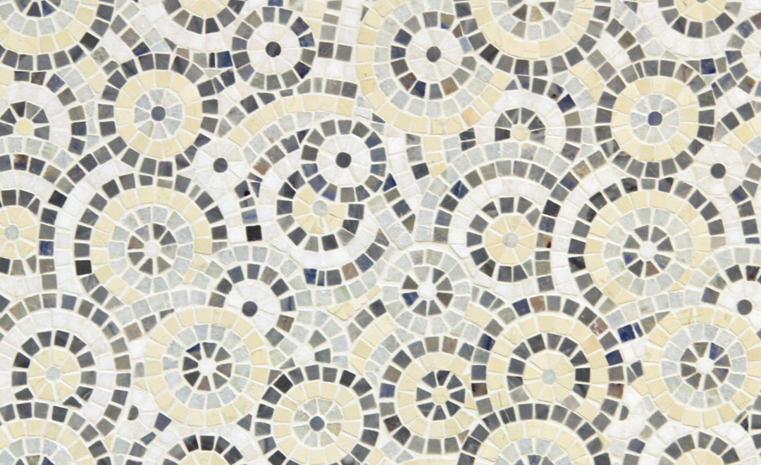 Tile - Mosaic Spiral