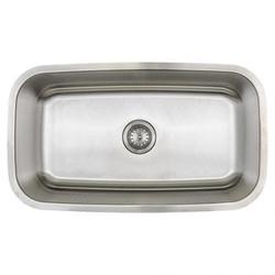 Large Single Bowl Kitchen Sink (3018)
